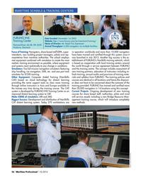Maritime Logistics Professional Magazine, page 56,  Q1 2016