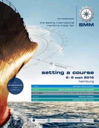 Maritime Logistics Professional Magazine, page 9,  Q2 2016