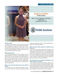 Maritime Logistics Professional Magazine, page 13,  Q2 2016