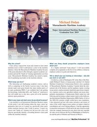 Maritime Logistics Professional Magazine, page 15,  Q2 2016