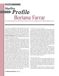 Maritime Logistics Professional Magazine, page 16,  Q2 2016