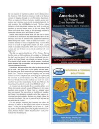 Maritime Logistics Professional Magazine, page 19,  Q2 2016