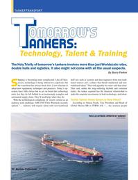 Maritime Logistics Professional Magazine, page 22,  Q2 2016