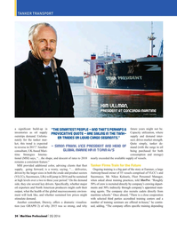 Maritime Logistics Professional Magazine, page 24,  Q2 2016