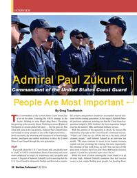 Maritime Logistics Professional Magazine, page 28,  Q2 2016