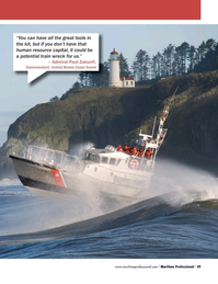 Maritime Logistics Professional Magazine, page 29,  Q2 2016