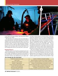 Maritime Logistics Professional Magazine, page 30,  Q2 2016