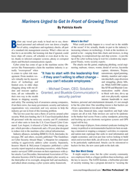 Maritime Logistics Professional Magazine, page 33,  Q2 2016