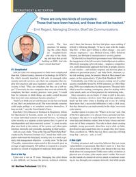 Maritime Logistics Professional Magazine, page 36,  Q2 2016