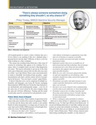 Maritime Logistics Professional Magazine, page 38,  Q2 2016