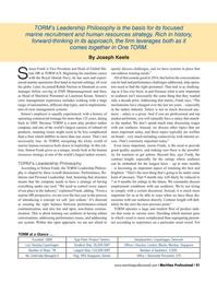 Maritime Logistics Professional Magazine, page 41,  Q2 2016