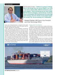 Maritime Logistics Professional Magazine, page 48,  Q2 2016