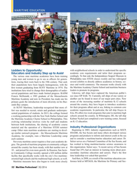 Maritime Logistics Professional Magazine, page 52,  Q2 2016