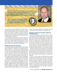 Maritime Logistics Professional Magazine, page 53,  Q2 2016