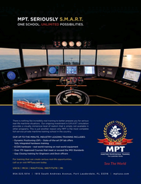 Maritime Logistics Professional Magazine, page 4th Cover,  Q2 2016