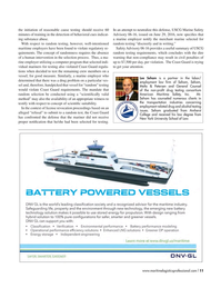 Maritime Logistics Professional Magazine, page 11,  Q3 2016