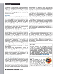 Maritime Logistics Professional Magazine, page 14,  Q3 2016