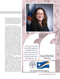 Maritime Logistics Professional Magazine, page 17,  Q3 2016