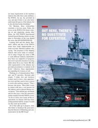 Maritime Logistics Professional Magazine, page 19,  Q3 2016