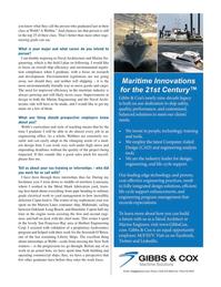 Maritime Logistics Professional Magazine, page 21,  Q3 2016