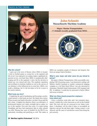 Maritime Logistics Professional Magazine, page 24,  Q3 2016