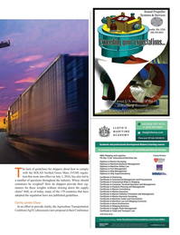 Maritime Logistics Professional Magazine, page 31,  Q3 2016