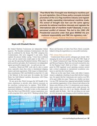 Maritime Logistics Professional Magazine, page 37,  Q3 2016