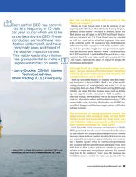 Maritime Logistics Professional Magazine, page 39,  Q3 2016