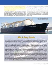 Maritime Logistics Professional Magazine, page 43,  Q3 2016
