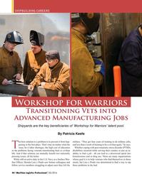 Maritime Logistics Professional Magazine, page 44,  Q3 2016