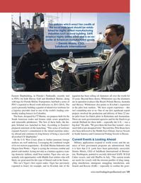 Maritime Logistics Professional Magazine, page 51,  Q3 2016