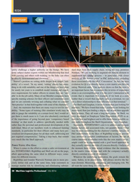 Maritime Logistics Professional Magazine, page 58,  Q3 2016