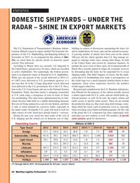 Maritime Logistics Professional Magazine, page 62,  Q3 2016