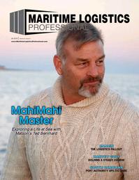 Maritime Logistics Professional Magazine Cover Q4 2016 - Workboats