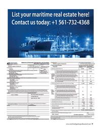 Maritime Logistics Professional Magazine, page 9,  Q4 2016