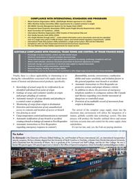 Maritime Logistics Professional Magazine, page 15,  Q4 2016