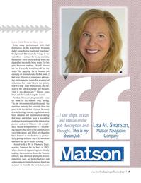 Maritime Logistics Professional Magazine, page 17,  Q4 2016