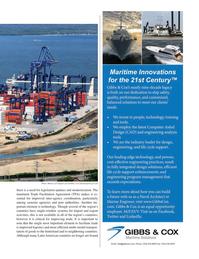 Maritime Logistics Professional Magazine, page 23,  Q4 2016