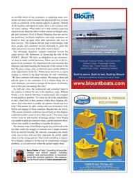 Maritime Logistics Professional Magazine, page 29,  Q4 2016