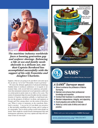 Maritime Logistics Professional Magazine, page 35,  Q4 2016