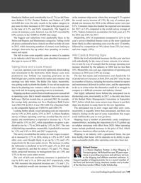 Maritime Logistics Professional Magazine, page 49,  Q4 2016