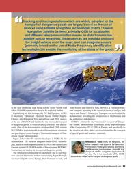 Maritime Logistics Professional Magazine, page 53,  Q4 2016