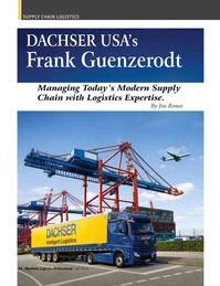 Maritime Logistics Professional Magazine, page 54,  Q4 2016