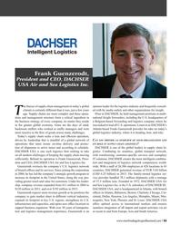 Maritime Logistics Professional Magazine, page 55,  Q4 2016