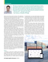 Maritime Logistics Professional Magazine, page 60,  Q4 2016