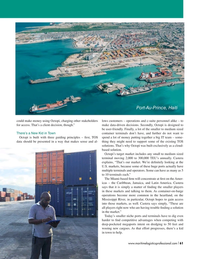 Maritime Logistics Professional Magazine, page 61,  Q4 2016