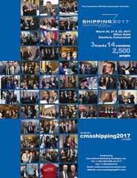 Maritime Logistics Professional Magazine, page 5,  Q4 2016