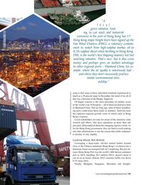 Maritime Logistics Professional Magazine, page 21,  Jan/Feb 2017