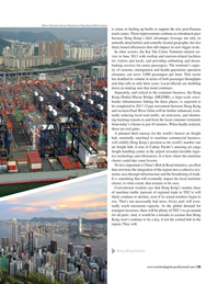 Maritime Logistics Professional Magazine, page 25,  Jan/Feb 2017