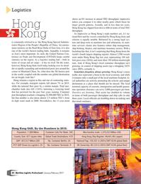 Maritime Logistics Professional Magazine, page 30,  Jan/Feb 2017